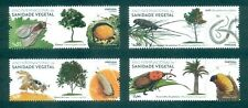 PORTUGAL 2020 INTERNATIONAL YEAR OF PLANT HEALTH * 4 STAMPS MNH