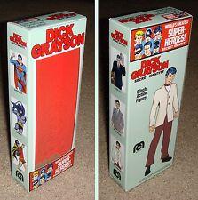 "MEGO 8"" DICK GRAYSON ALTER EGO CUSTOM BOX ONLY"