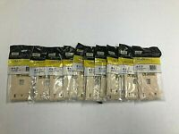 NEW Hubbell Premise Wiring Wall Ethernet Plug Cover FPL11 Lot of 10