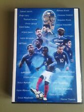 Coupe du monde 2018 Coffret DVD Equipe de France (lire L'annonce)