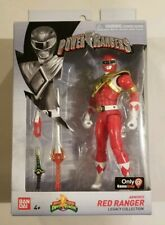 ARMORED RED RANGER DRAGON SHIELD Power Rangers Legacy Gamestop Exclusive *DMG*