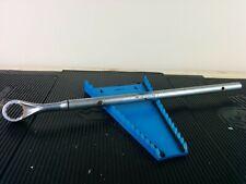 "New listing #aj119 Snap-on 18-A Bar & X340A 1-1/16"" 12 Point Offset Tubular Box Wrench"