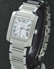 Cartier Tank Francaise Automatik Date (Big Size)
