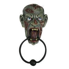 Zombie Door Knock. Knocker. Figurine.Zombiepocalypse.Bizarre Collectible.Cool