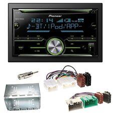 Pioneer FH-X730BT USB Bluetooth USB CD AUX Einbauset für Volvo S40 V40 850