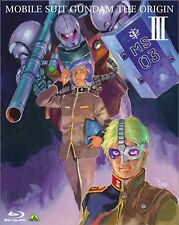 Mobile Suit Gundam THE ORIGIN III 3 Blu-ray w/Booklet F/S w/Tracking# Japan New