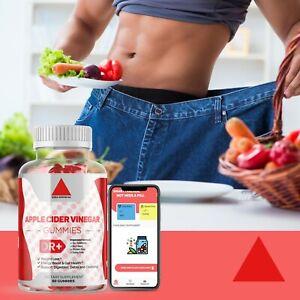 Apple Cider Vinegar Gummies - Weight Management with Immune Support Multivitamin