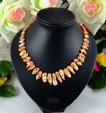 Modeschmuck-Halsketten & -Anhänger mit Tropfen-Perlen