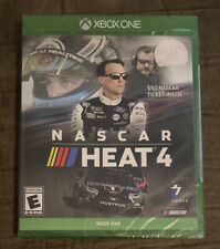 Nascar Heat 4 Microsoft Xbox One ~ Brand New! ~ Fast Shipping! ~ LQQK