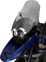 Smoke Touring Windscreen Puig 4878H For 99-05 BMW R1150GS/A