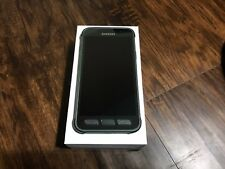 Used Samsung S7 Active SM-G891A  UNLOCKED (AT&T) GREEN. Minor Fault. See Pics