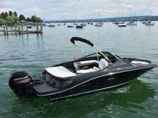 """Motorboot Bowrider Sea Ray 19 SPXO """" Black Beauty """" Sondermodell"""