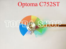 1pc Original parts Optoma C752ST  rojection color wheel#SS