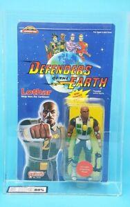 Vintage ☆ LOTHAR DEFENDERS OF THE EARTH Figure ☆ UKG 80 MOC CARDED 1985 AFA