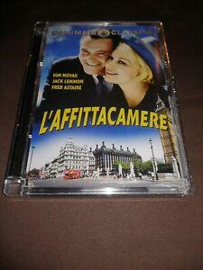 Dvd L'AFFITTACAMERE Kim Novak Jack Lemmon JEWEL BOX COME NUOVO!!!