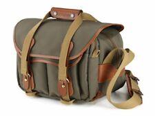 Billingham 225 Camera / DSLR Bag in Sage Green with Tan Trim (UK) BNIP
