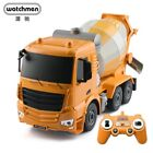 Double E RC Dump Truck Remote Control Truck Cement Mixer Engineering Vehicle Toy