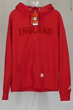"NIKE SAMPLE ENGLAND ""THE THREE LIONS"" SOCCER SWEATSHIRT SIZE LARGE"