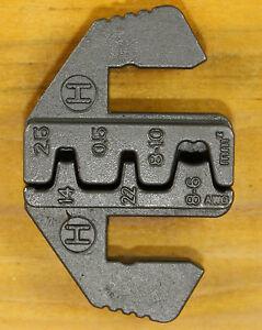 AWG 14-22 / 8-6 Einsatz für Crimp-Zange - 3H - Kabelendhülsen - #190926
