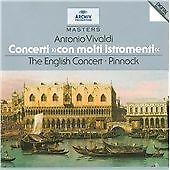 "Antonio Vivaldi: Concerti ""con molti istromenti"" (1996) - Trevor Pinnock CD"