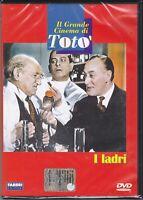 Dvd TOTO' • I LADRI nuovo sigillato 1959