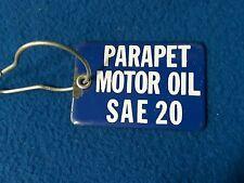 Parapet motor oil sae20 .porcelain