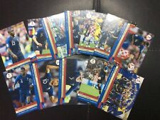 2018 Panini Instant World Cup France Team 12 Card Champions Set Mbappe RC /495