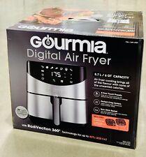 Gourmia Digital Air Fryer Stainless Steel 6 Qt 5.7l GAF685