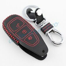 Smart Key Case Chain Holder Bag For Ford Focus Escape Kuga Fiesta Accessories