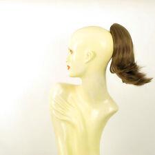 Posticcio coda di cavallo 28 cm castano chiaro dorato ref 9 en 12 peruk