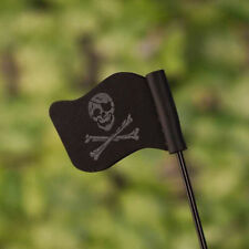 Jolly Roger Pirate Flag Auto Car Antenna Pen Topper Aerial Ball Decor Toy EVA