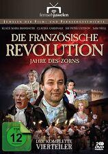 Die französische Revolution - Alle 4 Teile: Jahre des Zorns.. Fernsehjuwelen DVD