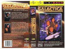 Sci-Fi & Fantasy PG Rated PAL VHS Movies
