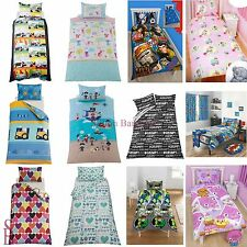 Novelty Duvet Cover Set - BNIP - quilt bedding double single toddler cotbed