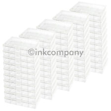 50x 6er Sortierkasten / Sortierkästen / Sortierbox transparent NEU