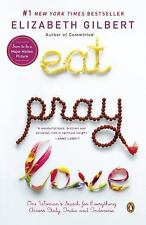 Eat, Pray, Love by Elizabeth Gilbert paperback very good condition