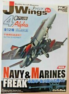 MAS JWings 4 Navy & Marine Freak #9 S-3B VIKING 1/144 scale BOXED CafeReo