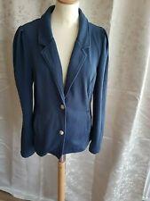 Fresh Made Blazer Damen blau Gr. L SO/002