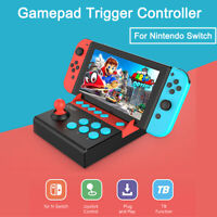 US Arcade Joystick Controller Gamepad For Nintendo Switch Console Plug And Play