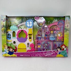 Hasbro Disney Princess Little Kingdom Play 'n Carry Castle 2-in-1 Case Playset