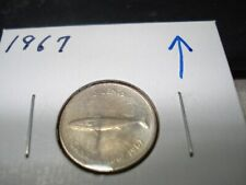 1967 - Silver - Canadian dime - Canada 10 cents