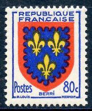 TIMBRE FRANCE NEUF N° 959 ** BLASON BERRI