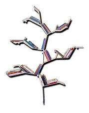 Bücherregal baum bücherschrank bücherwand Wandregal Sideboard Regal NEU