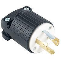 Twist lock male plug L14-20P  L1420P  20A  120/240V