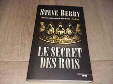 LE SECRET DES ROIS / STEVE BERRY