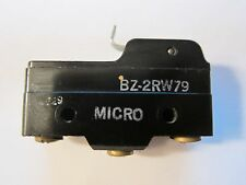 NEW Micro Snap Switch 15A BZ-2RW79 LOTS More Listed