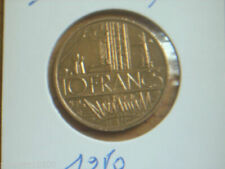 Pièces de monnaie françaises de 10 francs 10 francs