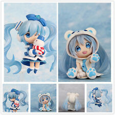 New Anime Hatsune Mini Beer Miku PVC Action Figure Toys GIfts Children Doll 2017