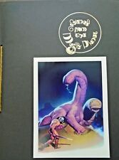 Richard Corben's Scenes From The Magic Planet Portfolio NM Condition