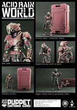 (IN STOCK) ORITOY Acid Rain World Omanga Puppet RED Guard (HK Exclusive) Figure